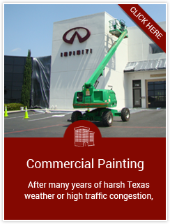 Dallas Fort Worth Commercial Painting