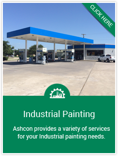 Dallas Fort Worth Industrial Painting
